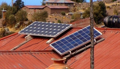 Peru to Provide Free Solar Power to its 2 Million Poorest Citizens | The Cultural & Economic Landscapes | Scoop.it