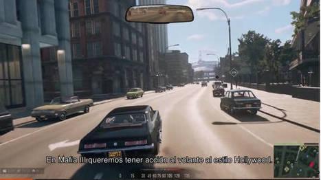 Mafia III viene con coches de Hollywood de los años 60 | Descargas Juegos y Peliculas | Scoop.it