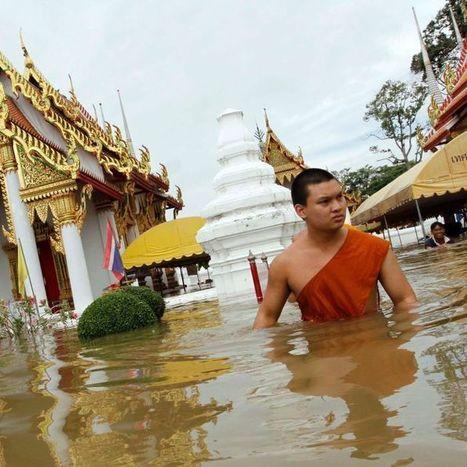 Massive floods sweep across Thailand | Year 4 Science - Floods | Scoop.it