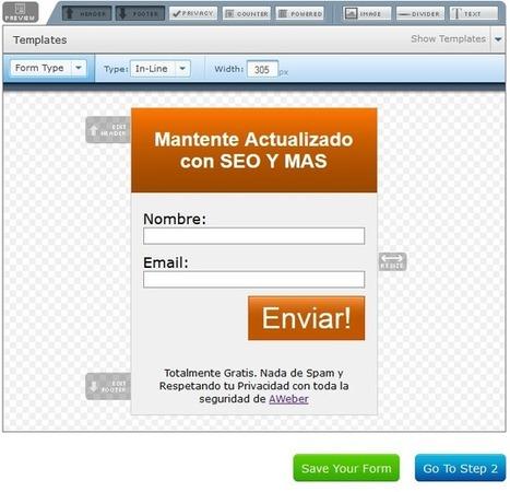 Reseña Aweber: Mi herramienta de Email Marketing | SEO y Marketing online | Scoop.it