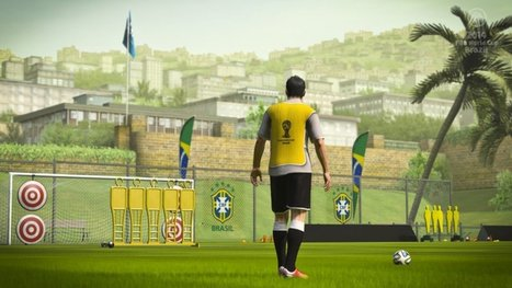 EA Sports 2014 FIFA World Cup Brazil hits PS3, 360 on April 15 - Polygon | GamingShed | Scoop.it
