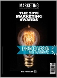 """Our Food. Your Questions"" wins big at 2013 Marketing Awards 