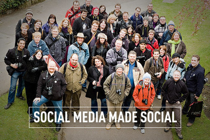 Should Your Social Media Be More Social? | Digital-News on Scoop.it today | Scoop.it