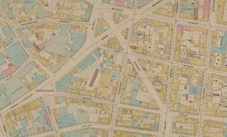 Open access to 20,000 maps from NYPL | Social Studies: The Core | Scoop.it