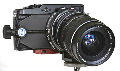 Pro Shift Rotator for Fuji X-Pro1 by Zörk | PhotoScala | Fuji X-Pro1 | Scoop.it