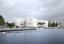 Exposition ARCHITECTURE DES BIBLIOTHEQUES, les nouveaux territoires de la lecture | architecture et bibliotheques | Scoop.it