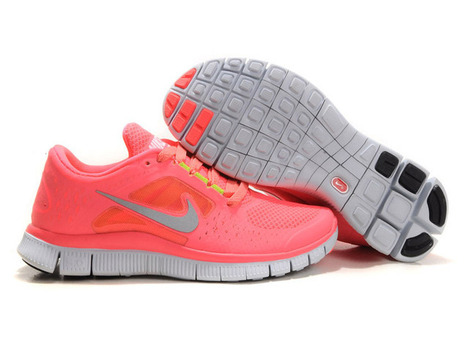 New Fashion Style Of Nike Free Run 3 Womens Shoes Hot Punch Neon Pink Volt | nike free pink | Scoop.it