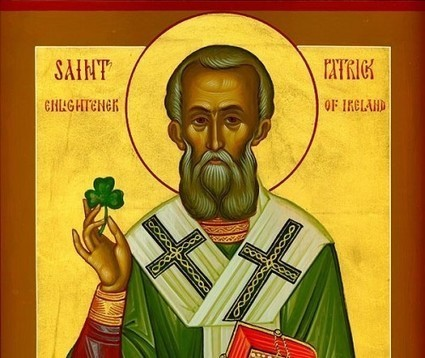 Saint Patrick - Dreamreader | British life and culture | Scoop.it