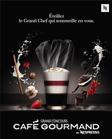 Nespresso lance le concours Café Gourmand   Brand   Scoop.it