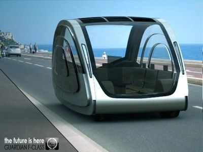 La voiture sans conducteur, Réalité ou Science-Fiction ? | Wedigup : Les compétences des uns font les affaires des autres | Scoop.it