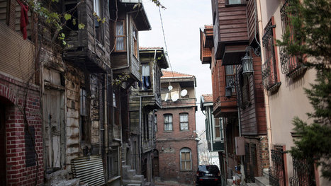 Projects Under Scrutiny Displace Istanbul's Poor | Global Economic Crisis & Corruption | Scoop.it