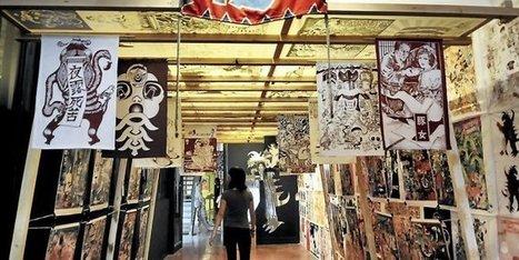 Sète : la contre-culture nippone s'expose au Miam | La revue de presse 2014 de la Friche la Belle de Mai | Scoop.it