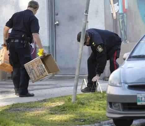 Crime in city dropping: police | Winnipeg Market Update | Scoop.it