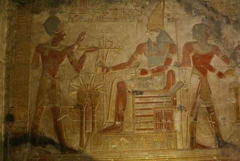 Archaeologists Uncover Tomb of Ancient Egyptian Writer - International Business Times UK | Digital ancient history | Scoop.it