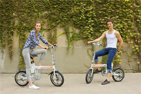 Have a Change In Life with Airwheel Intelligent Electric Foldable Bikes For Adults. | Press Release | Scoop.it