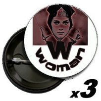 Badges Wonder Woman, parce qu'on le vaut bien | Féminissime | Scoop.it