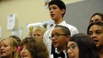 School chorus to sing with African Children's Choir - Sun-Sentinel   Children's Music Songs and Videos   Scoop.it