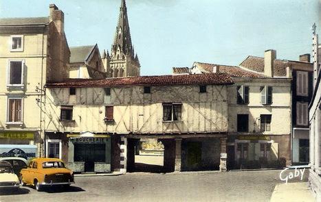 Saint Maixent l'Ecole : la place des halles | Deux-Sèvres | Scoop.it