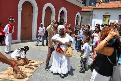 Venezuela: La Historia sale a la calle, un paseo por el centro histórico de Caracas   historia de venezuela   Scoop.it