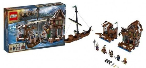79013 Lake Town Chase : Premières images officielles | Hoth Bricks | Scoop.it
