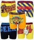 Buy Kangol Men's Pack Of 5 Ballsy Designer Novelty Rude Boxer Trunks Funny Underwear X-Large Blue/Red&Yellow/Yellow/Black/Orange Reviews   Comfy Underwear for Men   Scoop.it