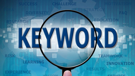 Keyword Research For A New Website | SEO and Social Media Marketing | Scoop.it