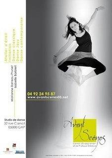 Avant-Scènes – Ecole de Danse   Associations du 05   Scoop.it