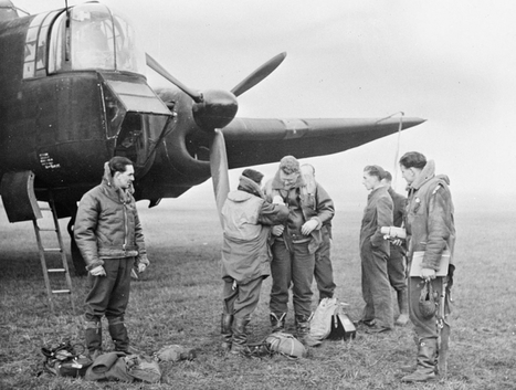 Life And Death In Bomber Command | 460 Squadron - Bomber Command: 1942-45 | Scoop.it