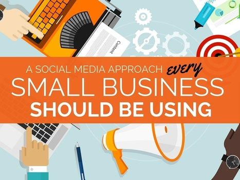 Social Media Approach Every Small Business Should Be Using | Business Improvement | Scoop.it