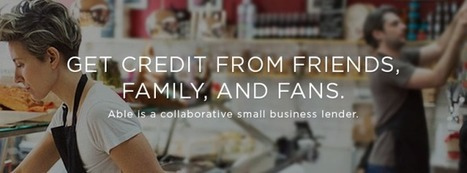 Mail Digitization Startup Outbox Relaunches As Able, A Collaborative Small Business Loan Provider | TechCrunch | inovenaltenor | Scoop.it