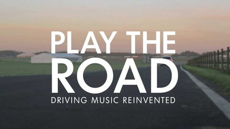 Play the Road, How we Reinvented Driving Music | Sound design | Scoop.it