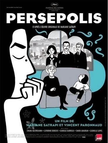 Persepolis de Marjane Satrapi | Histoire des Arts Clg Wallon | Scoop.it