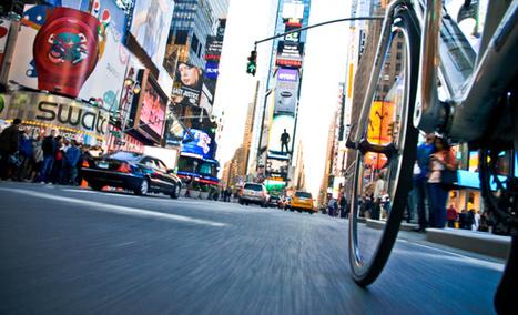 Cómo se pueden crear carriles bici sin congestionar el tráfico | TECNOLOGÍA_aal66 | Scoop.it