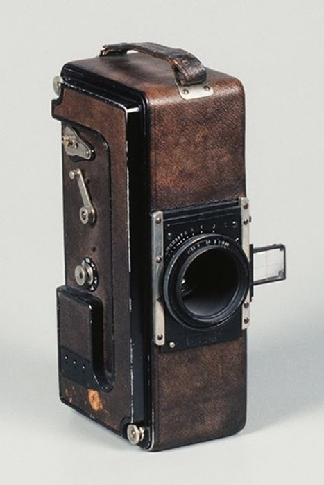 Shooting Film: The World's First 35mm Cameras | L'actualité de l'argentique | Scoop.it