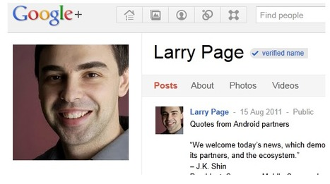 Google+ Explores Profile Verification for All Its Members [News] | Google+ and Social Networking | Scoop.it