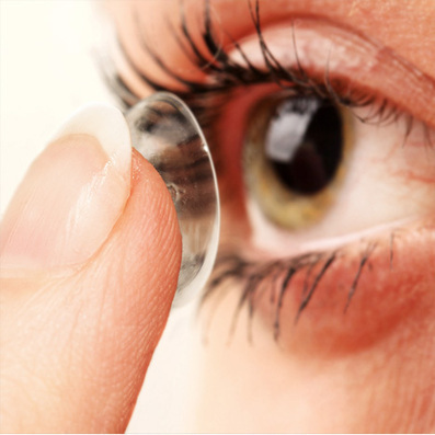 Movie: Augmented and virtual reality to merge in digital contact lens | V_AR | Scoop.it
