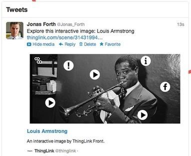 Social Media Tools: Wikipedia x Video, ThingLink x Twitter, SumAll x Instagram Analytics - hypebot   Social Media Article Sharing   Scoop.it
