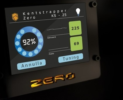 The Kentstrapper Zero 3D Printer   3D Printing in Manufacturing Today   Scoop.it