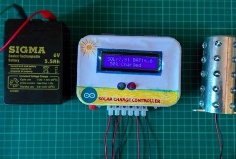 A solar charge controller made with Arduino | Raspberry Pi | Scoop.it