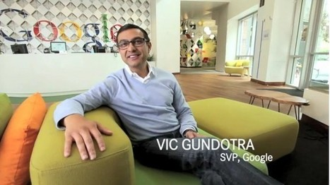 An Interview with Google's Senior VP Engineering, Vic Gundotra about Google+ and Misconceptions | Mobile and Social Media | GooglePlus Expertise | Scoop.it