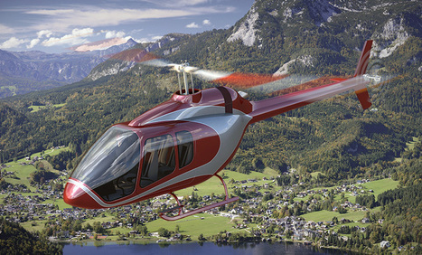 Rotor & Wing Magazine :: Bell Launches Light Single to Compete with Robinson R66, Eurocopter EC120 | Aerospace | Scoop.it