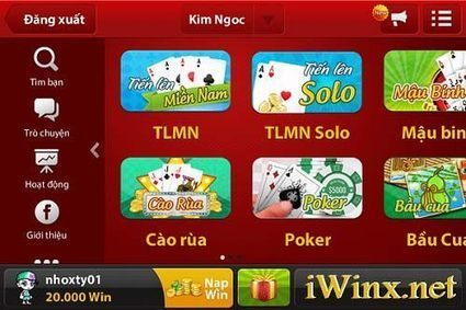 iWin - Website tải game iWin online mới nhất - iWinx.net | Game iwin online cho điện thoại | Scoop.it