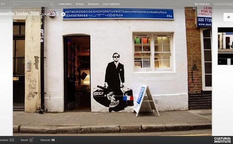 Google veut pérenniser le street art - 20minutes.fr | Réseaux sociaux | Scoop.it