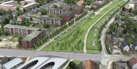 À Hambourg, des parcs au-dessus de l'autoroute | Demain la Ville | Nature et Vie | Scoop.it