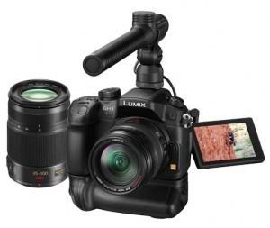 Le GH3 de Panasonic vise les pros | Photo : Lumix G MFT | Scoop.it