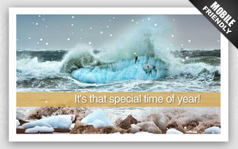 Corporate Holiday E-Cards For iPhones and iPads | e-card business solutions | Scoop.it