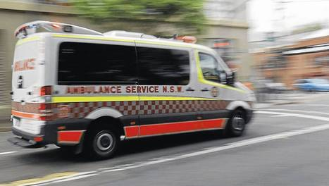 Paramedics furious over life-threatening rosters | The Area News | OHS in EMS and Fire & Rescue #OHS Quest | Scoop.it