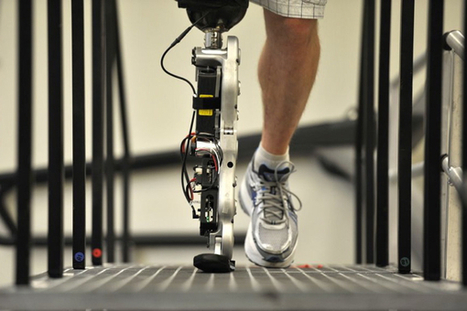 Bionic Limbs Step Up – Thought-Controlled Prosthetic Leg Climbs 2,100 Stair Building | Estudios de futuro | Scoop.it
