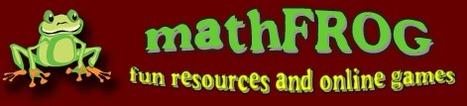 mathFROG - Fun Resources & Online Games | Mathzlinks | Scoop.it