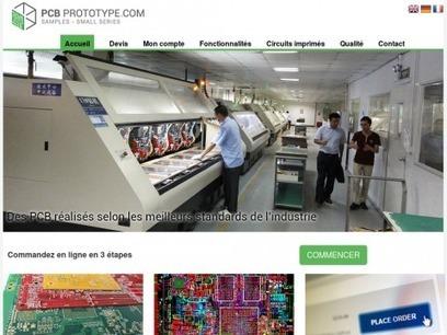 Pcb prototype et petite série on-line 24/7 | Annuaire SeObjectif | Scoop.it